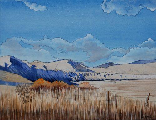 Dry Hills @ Pritchard